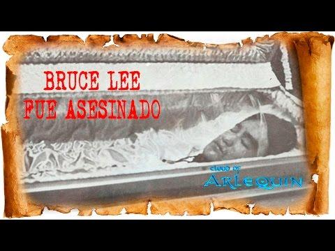BRUCE LEE  FUE ENVENENADO? ☠ CLOUD OF ARLEQUIN