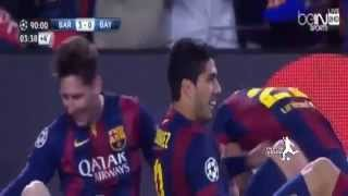 Barcelona vs Bayern Munich 3 0 All Goals Resumen 2015 hafid derradji   YouTube