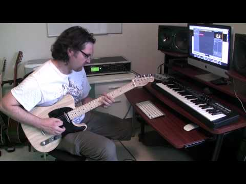 Satriani Dream Song Jam