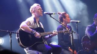Ronan Keating (TivoliVredenburg  Utrecht 30/08/2016) - In Your Arms
