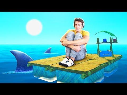 Denis Sucks At Raft - Episode 2