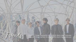 【韓繁中字】防彈少年團 ( BTS / 방탄소년단 ) Jimin, V - Friends ( 朋友 / 친구 )
