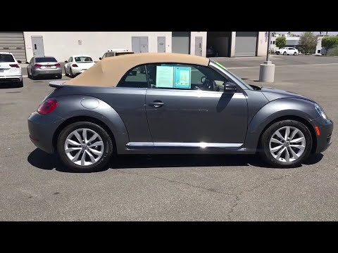 2013 Volkswagen Beetle Palm Springs, Palm Desert, Cathedral City, Coachella Valley, Indio, CA 833408