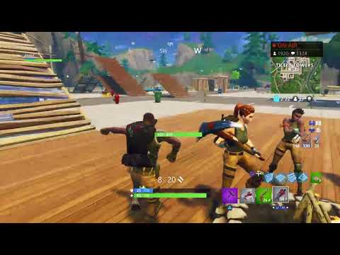 TILTED TOWER WAKE CEREMONY