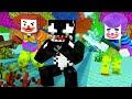 Minecraft DIVINO #5 Dimensão dos PALHAÇOS