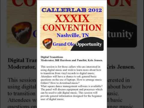 2012 CALLERLAB Conv Digital Transitions
