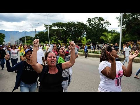 Venezuela's opposition calls for nationwide protest against Maduro government