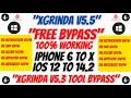 - WINDOWS How To Bypass iCloud activation lock Fix All Apple Services Xgrinda v5.5 Windows Tutorial