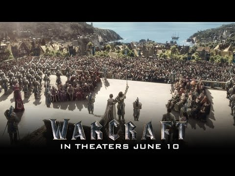 new warcraft movie trailer
