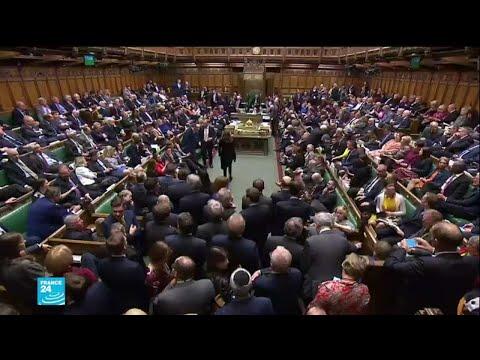 تعليق مناقشة مشروع اتفاق بريكسيت في البرلمان الأوروبي  - نشر قبل 4 ساعة