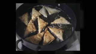 ሣምቡሳ በሥጋ አሰራር - Ethiopian Beef Sambusa Recipe