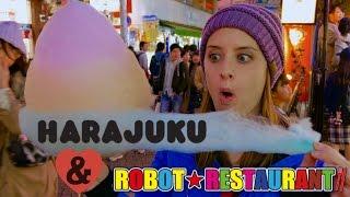 ROBOT RESTAURANT & HARAJUKU | Tokyo, Japan