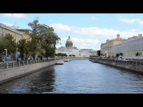 Saint Petersburg tourism 2012