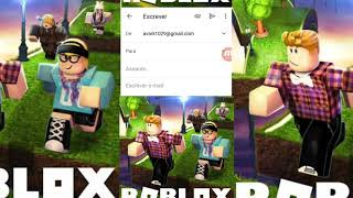 HOW TO RECOVER YOUR ROBLOX EMAIL ACCOUNT OR PASSWORD