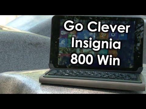 Go Clever Insignia 800 Win - Polski tablet za 350 zł - Twardy reset