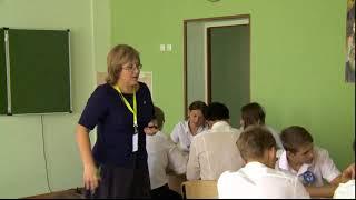 Урок русского языка, 9 класс, Наабер_Л. В., 2017