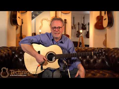 Fingerstyle Acoustic Guitar With Tony McManus | Part 3