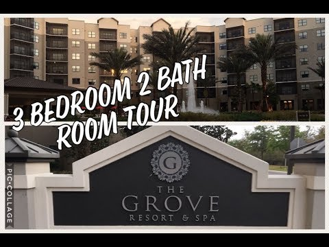 The Grove Resort & Spa ~ Orlando ~ Room Tour