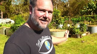 Full Vegetable Garden Tour | Self Sufficient Me