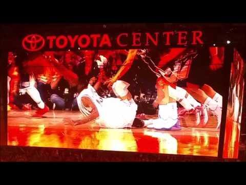 Houston Rockets 2016 NBA Playoff Intro Video
