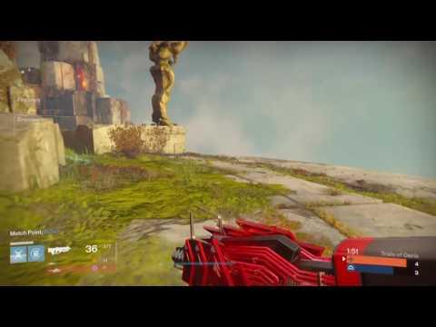 Trials snipes