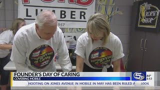 WKRG giving back to Gulf Coast for Founder's Day of Caring