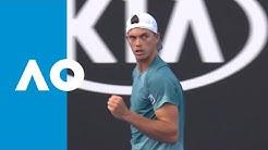 Maximilian Marterer v Gleb Sakharov match highlights (1R) | Australian Open 2019