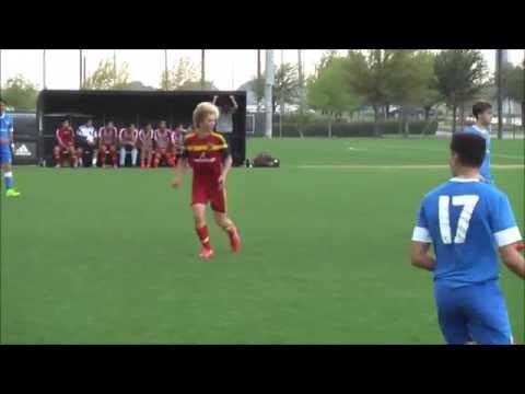 RSL Academy vs Atletico Bilbao U16 Academy GA Cup April 1st, 2015