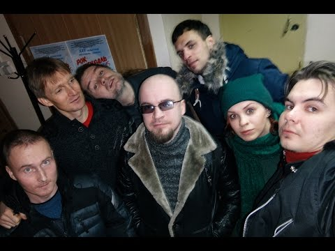 Поездка в Иваново к Джону и HEAVENHILL 5 февраля 2015
