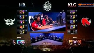 [Desafio 2015] Видео-обзор 1 дня групповой стадии