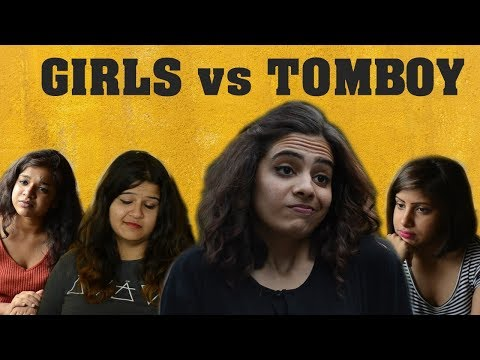Girls vs Tomboys - SWARA