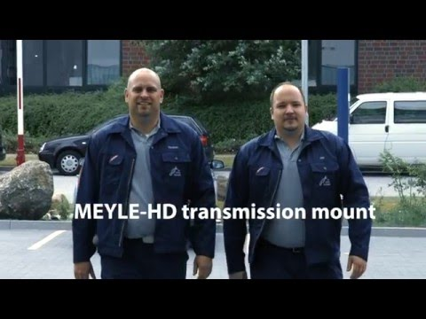 The MEYLE Mechanics: MEYLE-HD transmission mount