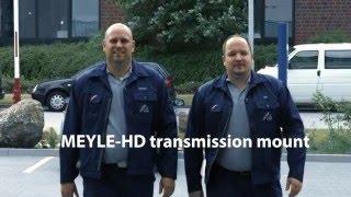 The MEYLE Mechanics: MEYLE-HD transmission mount