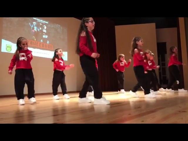 As nossas Kids com coreografia nova