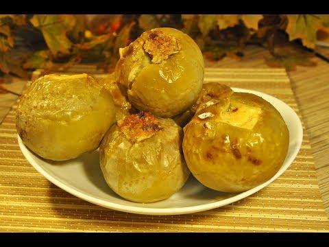 печеные яблоки и диабет