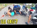 PEDIDO DE NAMORO SURPRESA NA RUA DO GR4U - YouTube