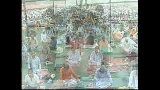 brahmrishi shree kumar swamiji s naad yoga japanese park samagam on 20th 21st june 2015 2nd day