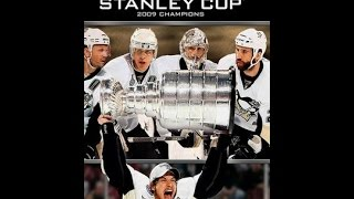 Pittsburgh Penguins 2009 NHL Stanley Cup Champions