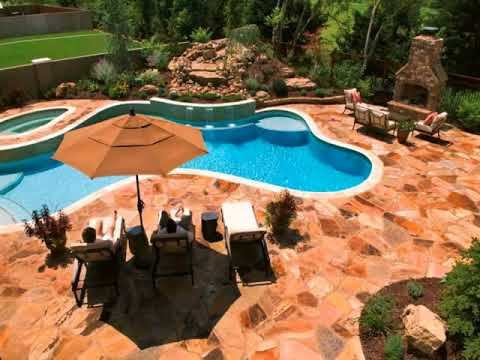 Semi Inground Pool Ideas