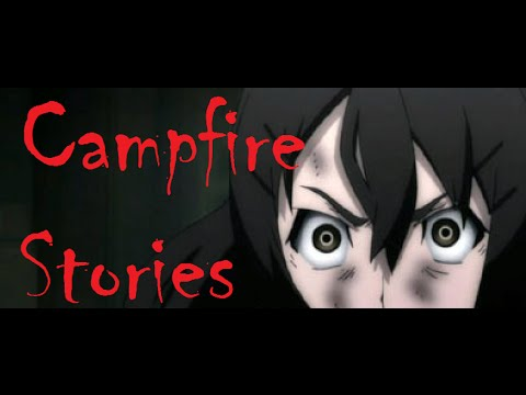 Alexis Tipton's Campfire Stories - Creepy Pastas & True Stories - NDK 2016 - Kind of ASMR