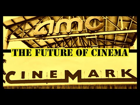 AMC Theaters Future In Doubt | Cinemark Plans To Open In 2 Weeks