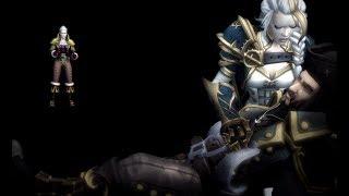 Видения прошлого Джайны - Ролик Альянса | Battle for Azeroth