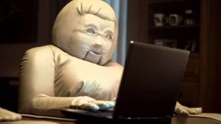 Ziggo - Meisje laptop