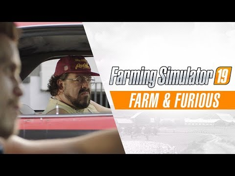 Farming Simulator 19 - Farm & Furious Trailer