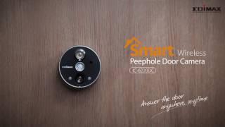Installation of Edimax IC-6220DC Wireless Peephole Camera
