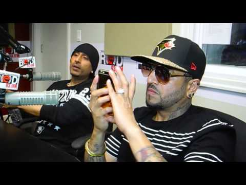 Gurpreet Grewal's Interview with JAZZY B, DR ZEUS & ROACH KILLA |13 MAY 2016 | RedFM