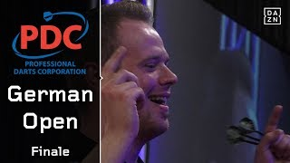 Max Hopp gelingt Historisches! | Highlights | PDC German Open | DAZN