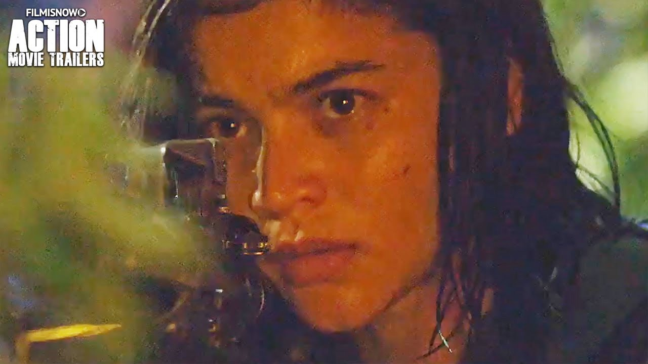 Download BUYBUST (2018)   Clip 'Busted'   Anne Curtis, Brandon Vera Action Movie