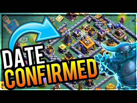 MARCH UPDATE DATE CONFIRMED🔥NO MORE SNEAK PEEKS CLASH OF CLANS•FUTURE T18