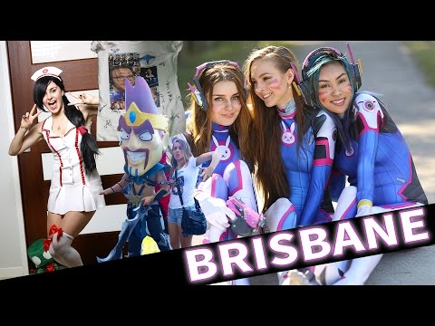 That time we went to Brisbane for OPL